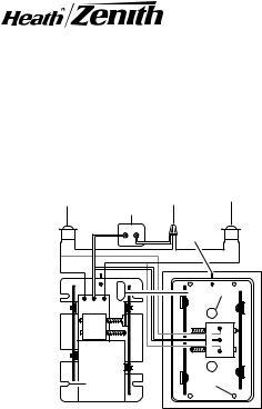 Heath Zenith 122C, 121AC, 125C, 122C EU User Manual