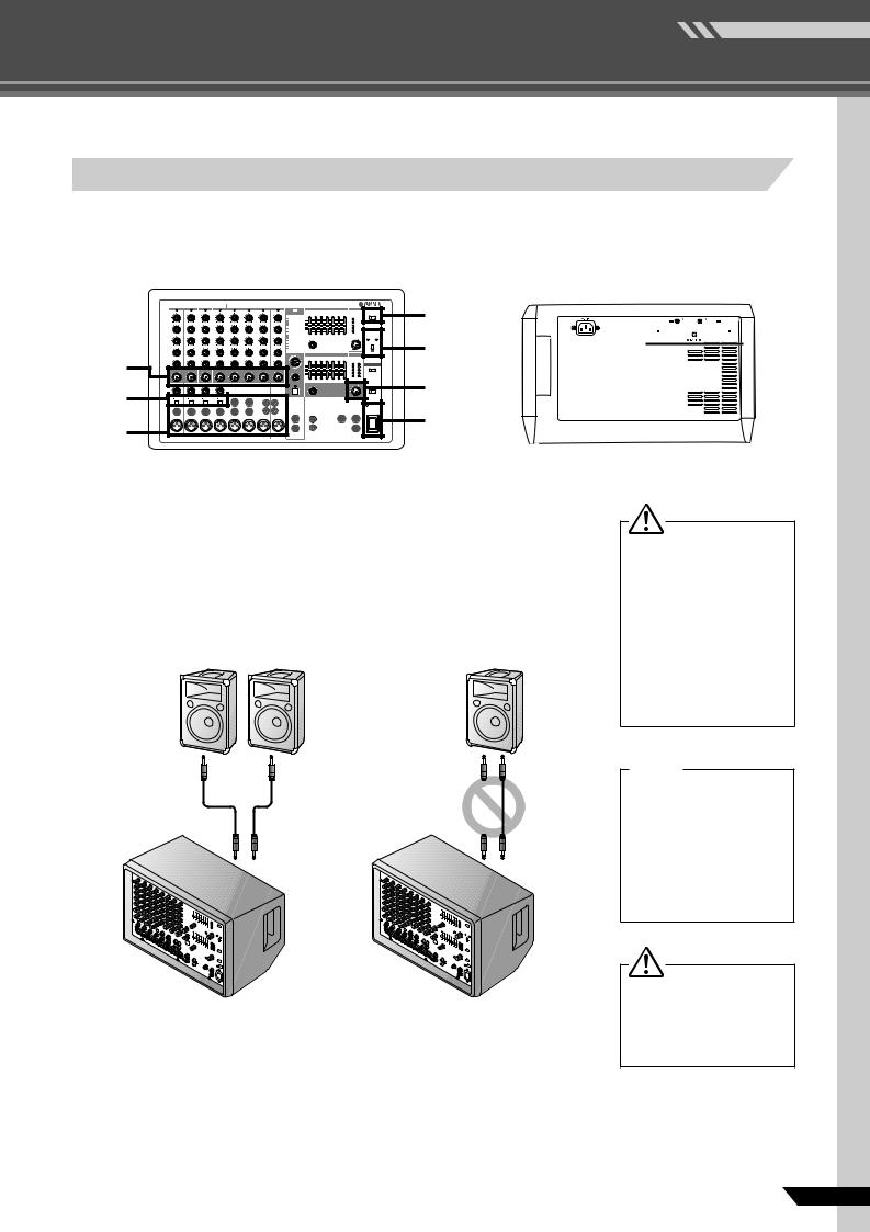 Yamaha EMX512SC User Manual