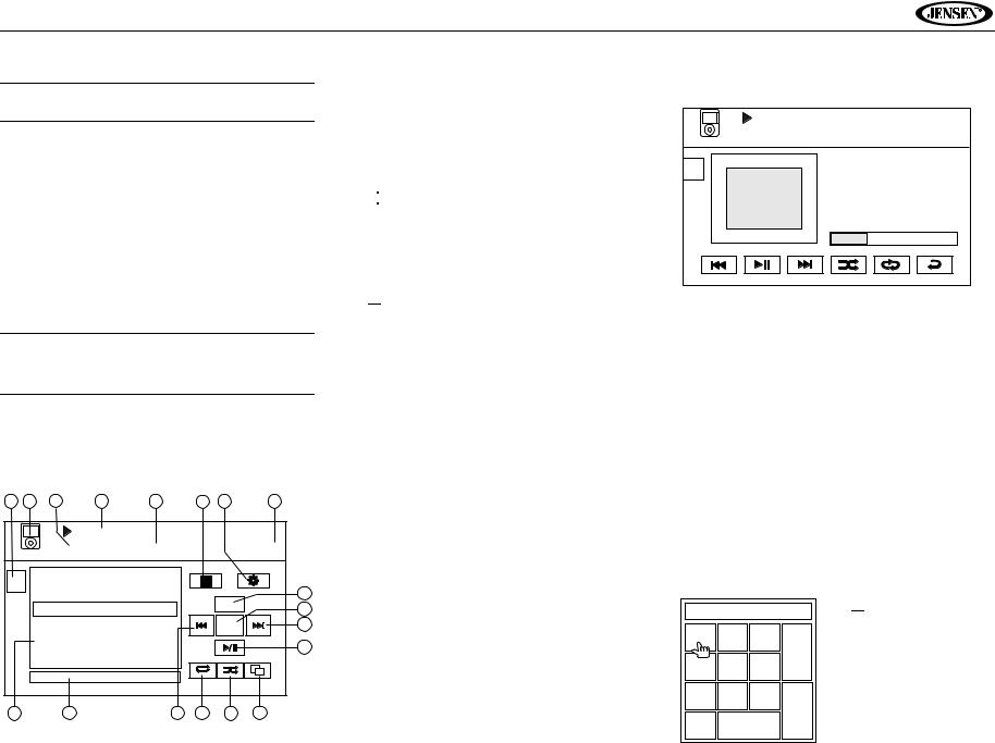 Jensen Phase Linear UV10 User Manual