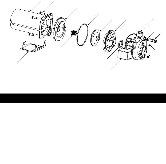 Wayne CWS100, CWS75, CWS50 User Manual