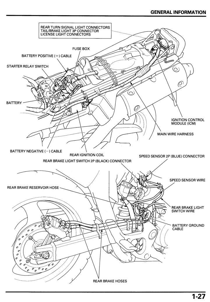 Honda XLV1000 varadero, XL1000V Varadero Service Manual En