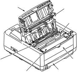 Oki B4400 Series, B4600 Series User Manual