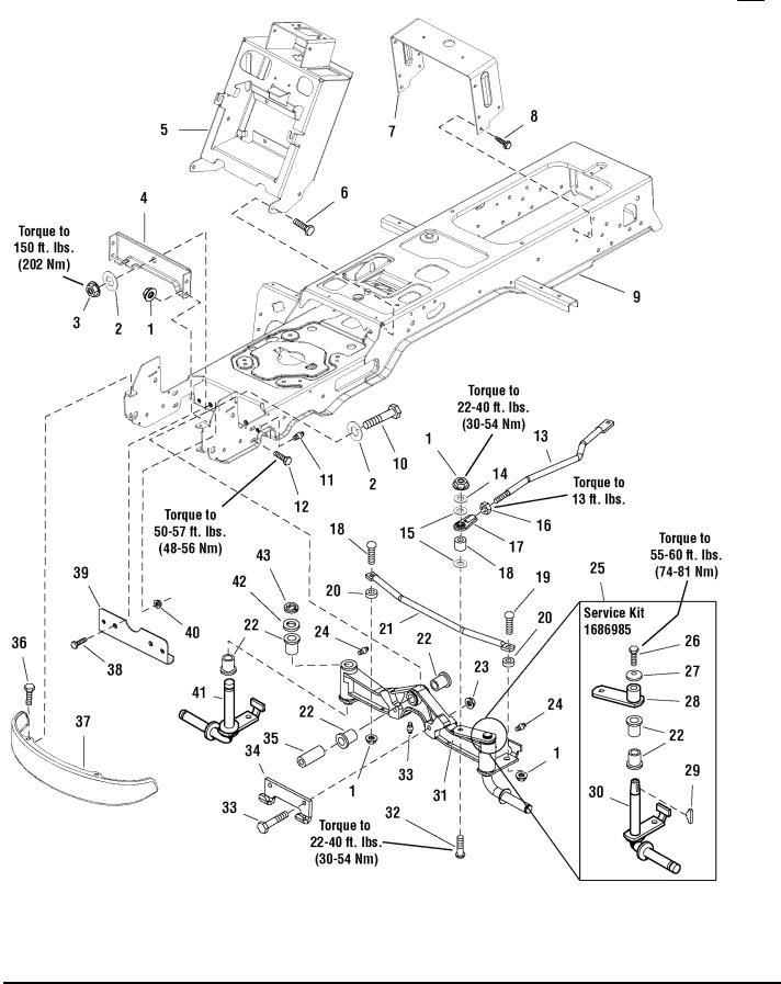 Snapper LT300 User Manual