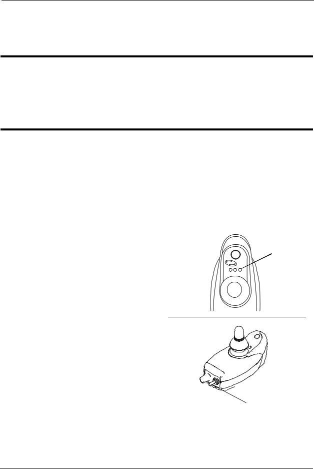 Invacare M50, M61, M51 User Manual
