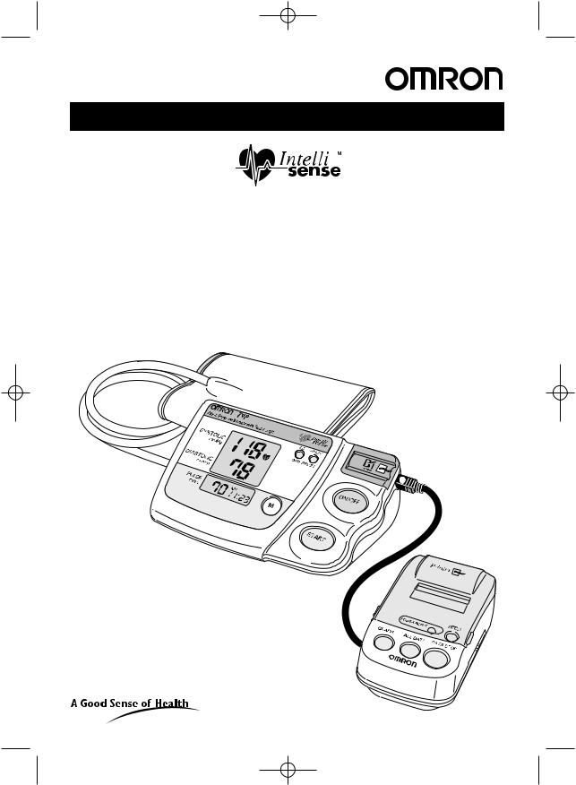 Omron T9P User Manual