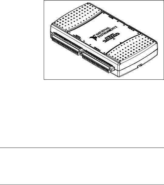 National Instruments NI USB-621x User Manual