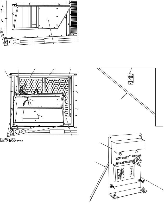 Carrier TJF005-007, 48TJD, TJE, TJF004, 48TJE User Manual