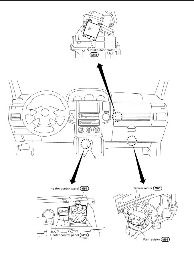 Nissan Nissan X-Trail 2005 Owner's Manual