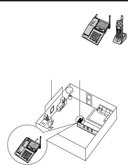 Panasonic KX-TG2357B, KX-TG2357, KX-TG2357S User Manual