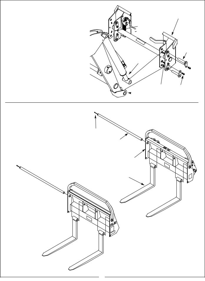 Bush Hog M146, M246 User Manual