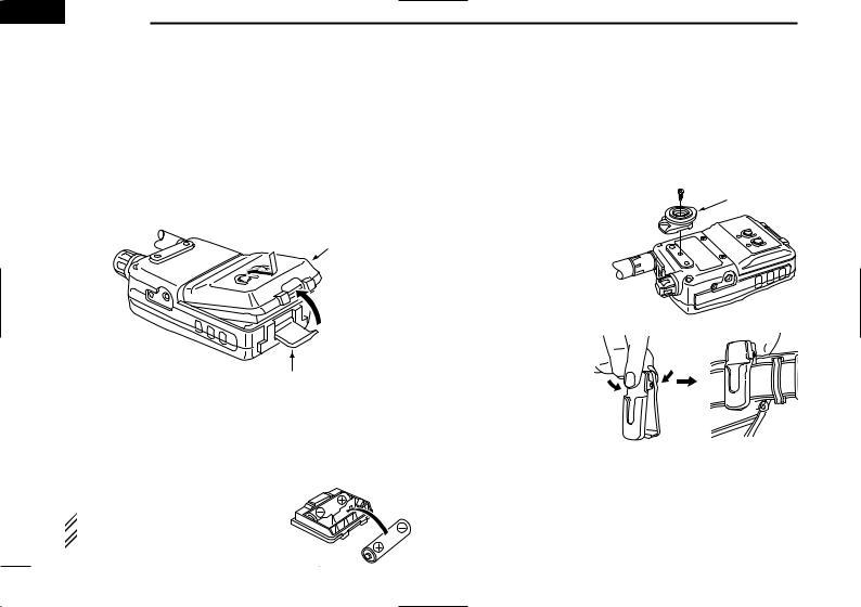 Icom IC-E90 User Manual