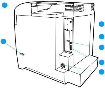 HP Color LaserJet 5500 Series, LaserJet 5500, LaserJet