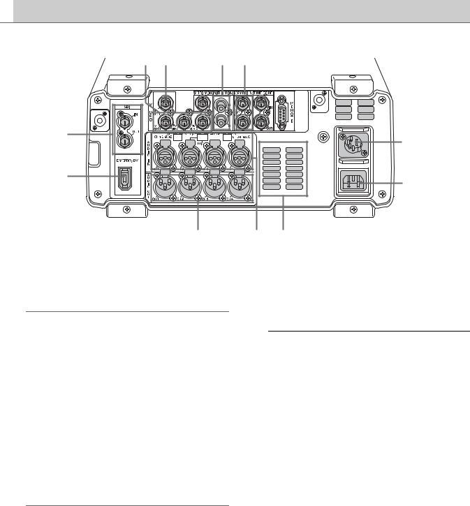 Panasonic AJ-HPM110P, AJ-HPM110E, P2HD AJ-HPM110P, P2HD AJ