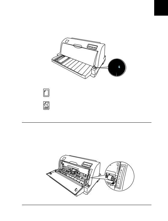 Epson LQ 630S, LQ630 User Manual