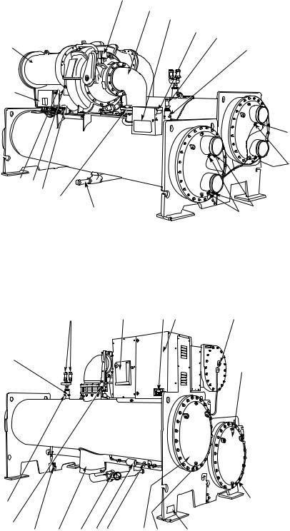 Carrier XRV, EVERGREEN 19XR, 19XR,XRV Hermetic Centrifugal