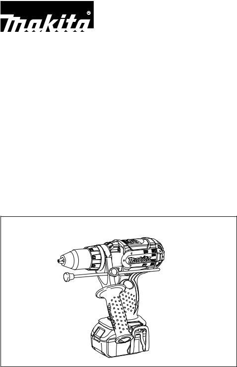 Makita BHP454, BHP444 User Manual 2