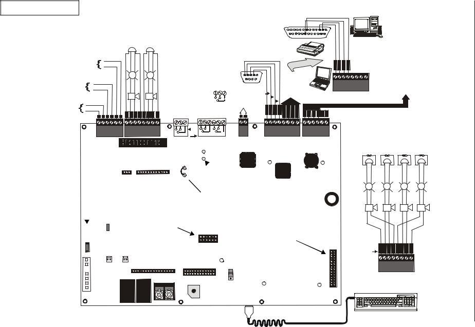 Honeywell MS-9600LSC, MS-9600UDLS, MS-9600LSE, MS