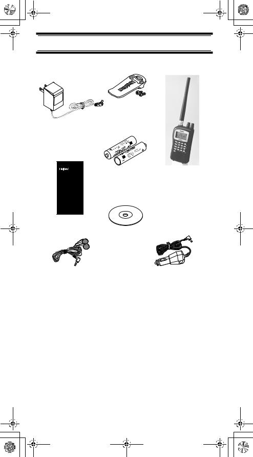 Uniden UBC93XLT User Manual