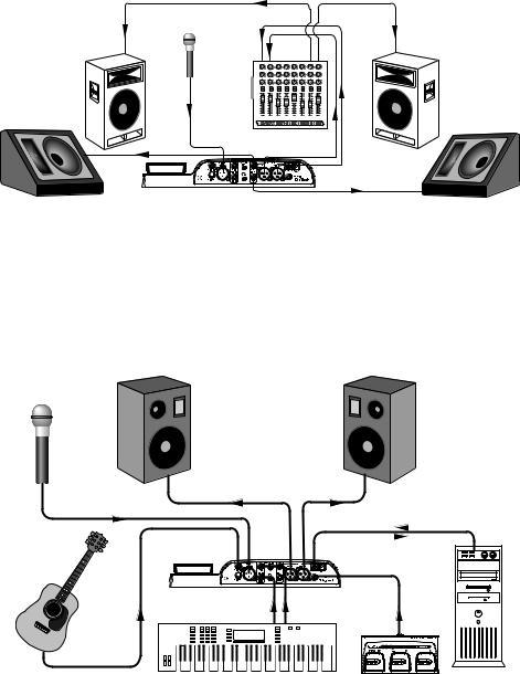 DigiTech VX400 User Manual