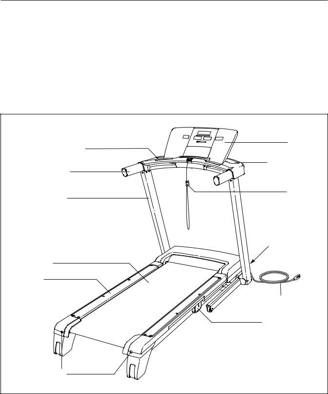 NordicTrack A2350 NTL07007.3 User Manual