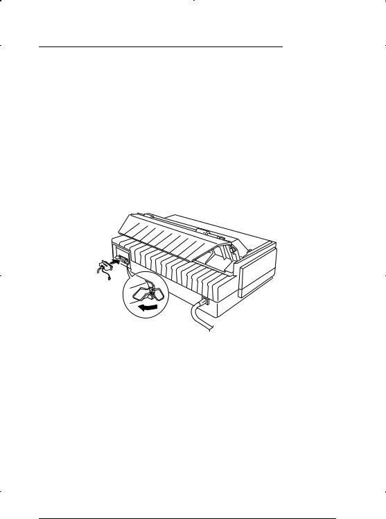 Epson LQ-2070 User Manual