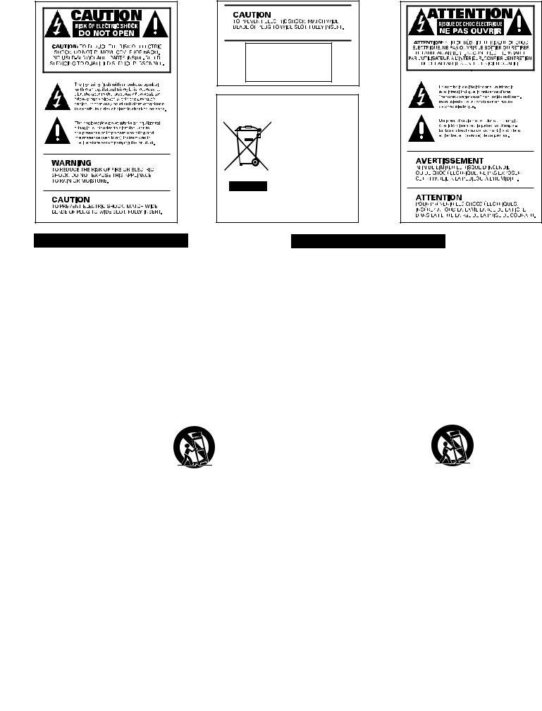 Polk Audio PSW PSW10 Owner's Manual
