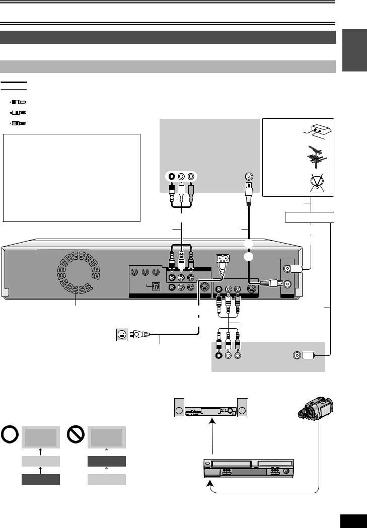 Panasonic DIGA DMR-ES30V, DMR-ES30V, dmr-es30 User Manual