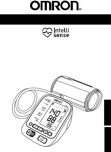 Omron 10 SERIES PLUS BP791IT User Manual