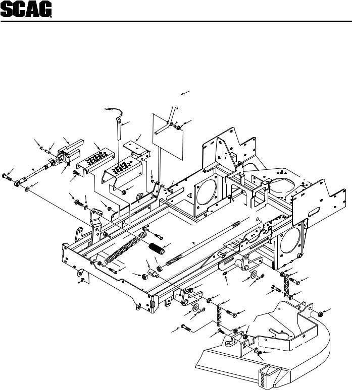 Scag Power Equipment CHEETAH SCZ User Manual