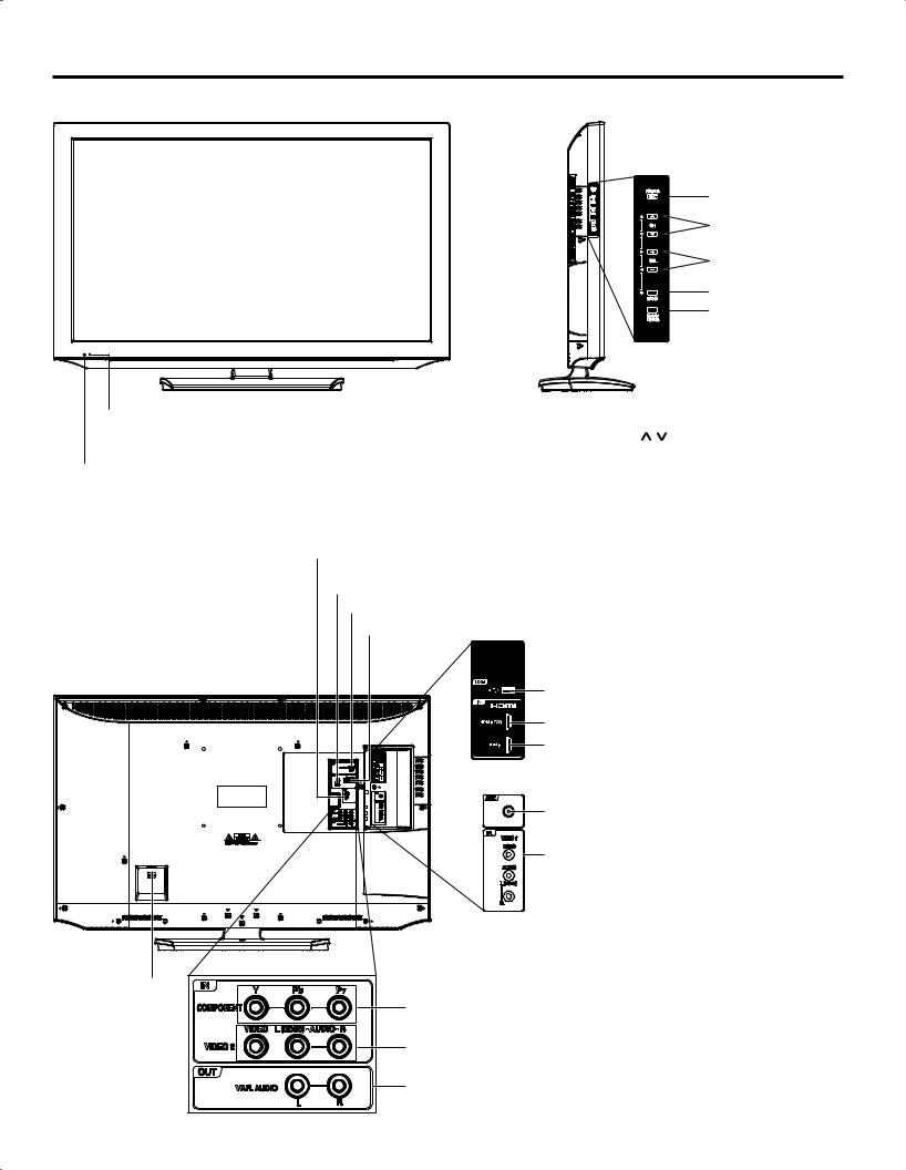 Hitachi L40A105A User Manual