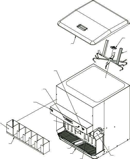 Cornelius Enduro ED-250 BCP User Manual