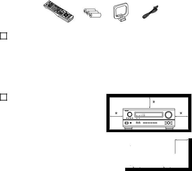 Denon AVR-1083 User Manual