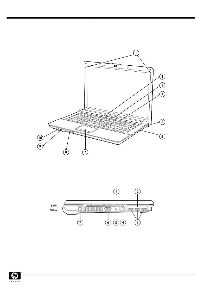 HP 6720s User Manual