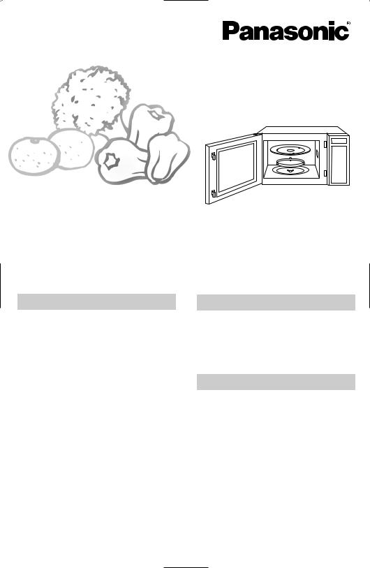 Panasonic NN-S334 Owner's Manual