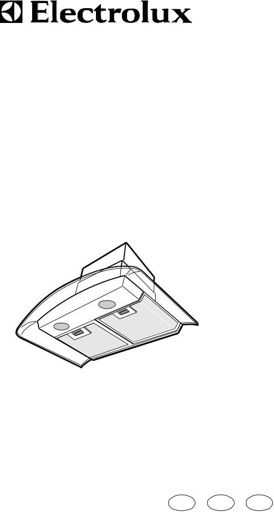 Electrolux PLHV36W7CC User Manual