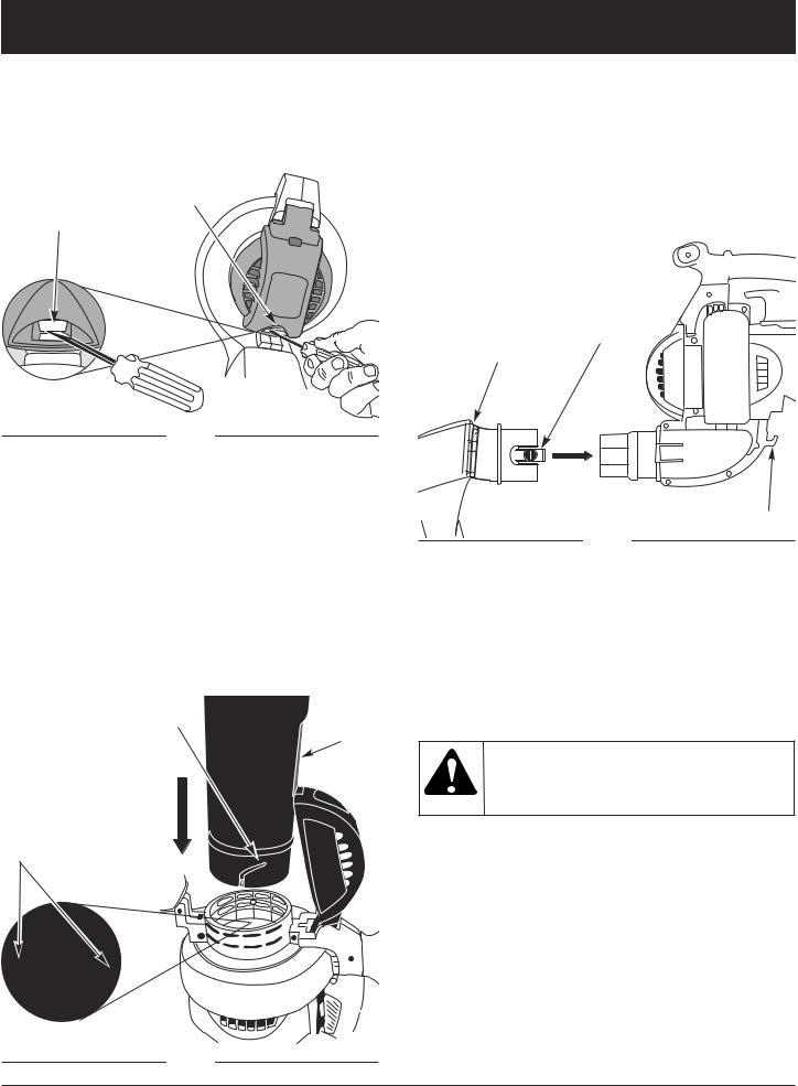 Troy-Bilt TB320BV User Manual
