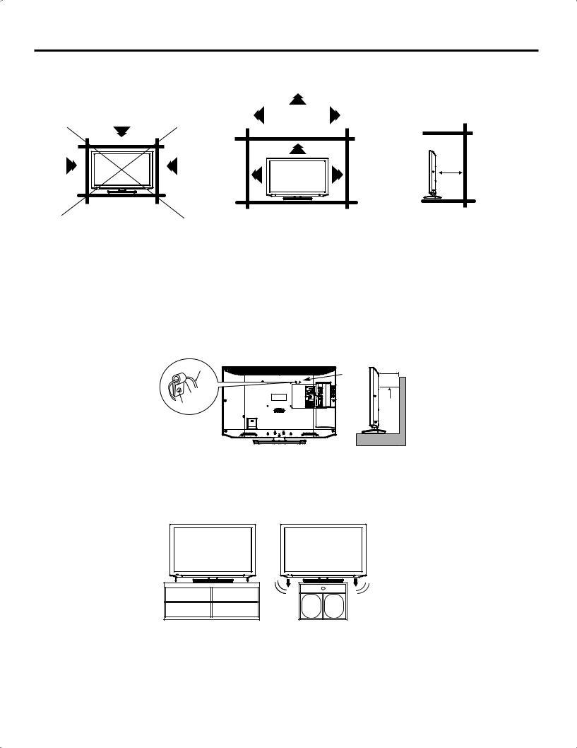 Hitachi L40A105 Owner's Manual