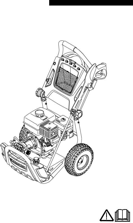 Karcher G3200XH User Manual
