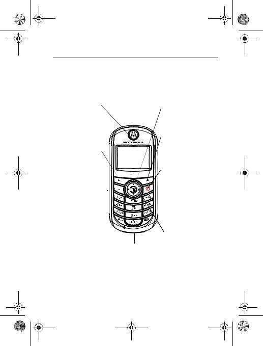 Motorola C140 User Manual