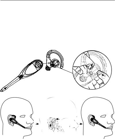 AT&T Cordless Headset TL 7600 User Manual