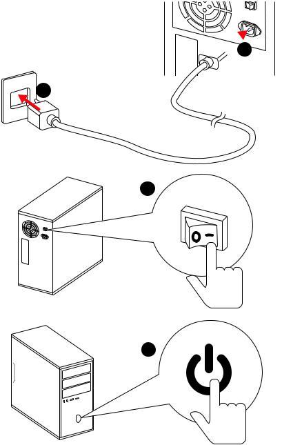 Msi MPG Z390 Gaming Edge AC User Manual