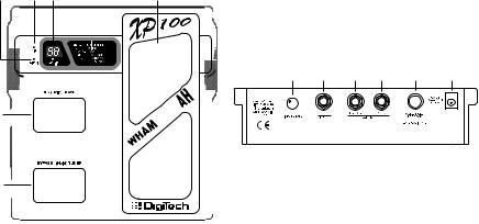 DigiTech XP100 User Manual