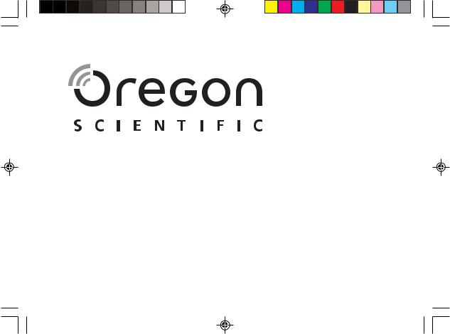 Oregon BAR608HGA User Manual