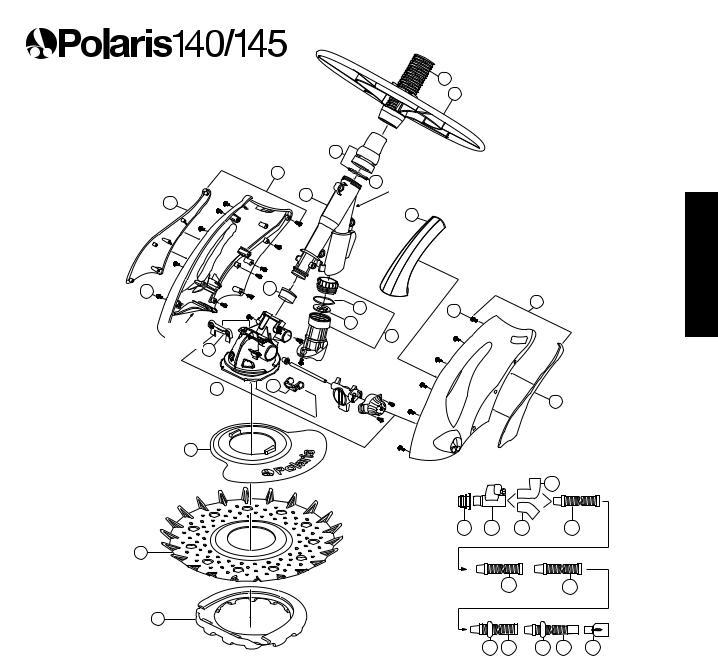 Polaris 140, 145 User Manual