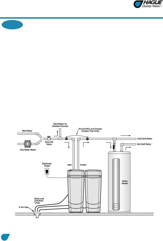 Hague WATERMAX 60 SERIES, WATERMAX 60 SERIES User Manual