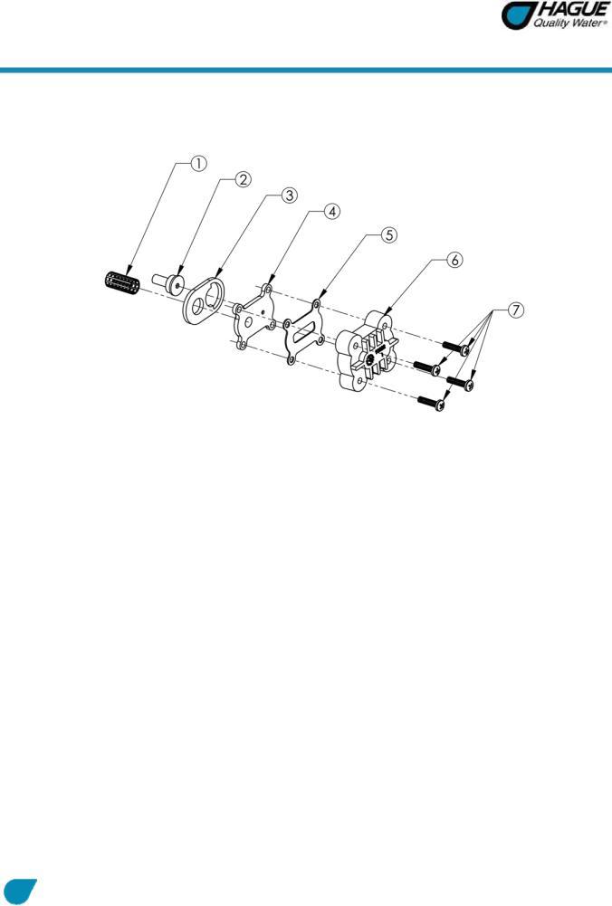 Hague WATERMAX 60 SERIES User Manual