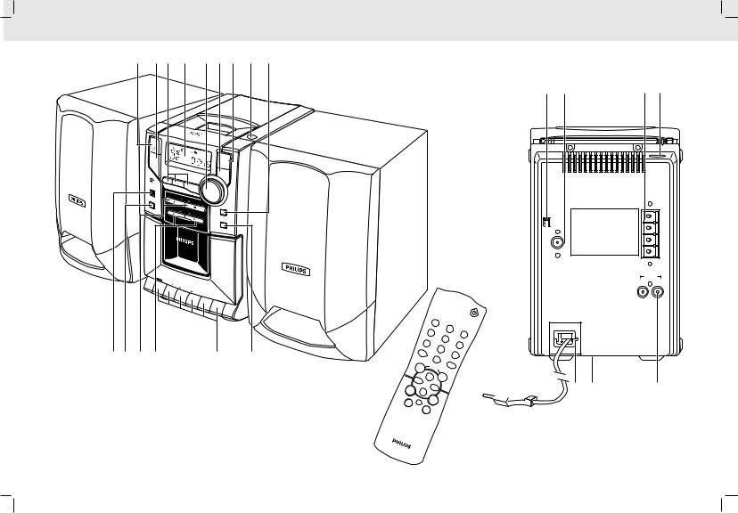 Philips MC118, MC118 22 User Manual