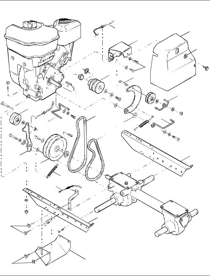 Troy-Bilt 630C-Tuffy User Manual