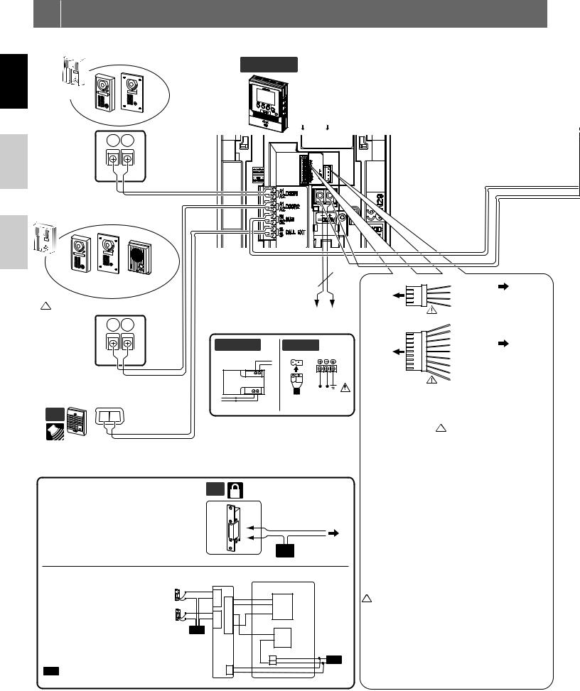 Aiphone JF2HD, JF-2MED User Manual