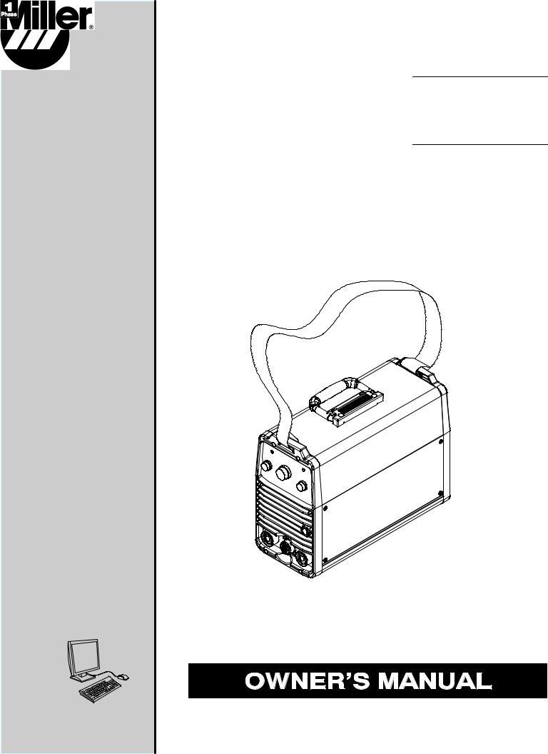 Miller Electric Maxstar 200 STR User Manual